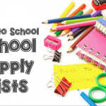 2019-2020 WOCCISD School Supply Lists Available