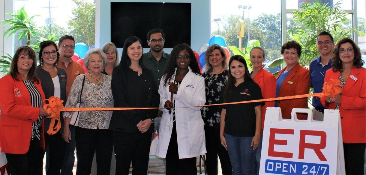 New Emergency Care Center Opens in Orange