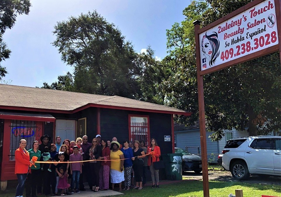 Ribbon Cutting Held for Zuleiny's Touch Beauty Salon