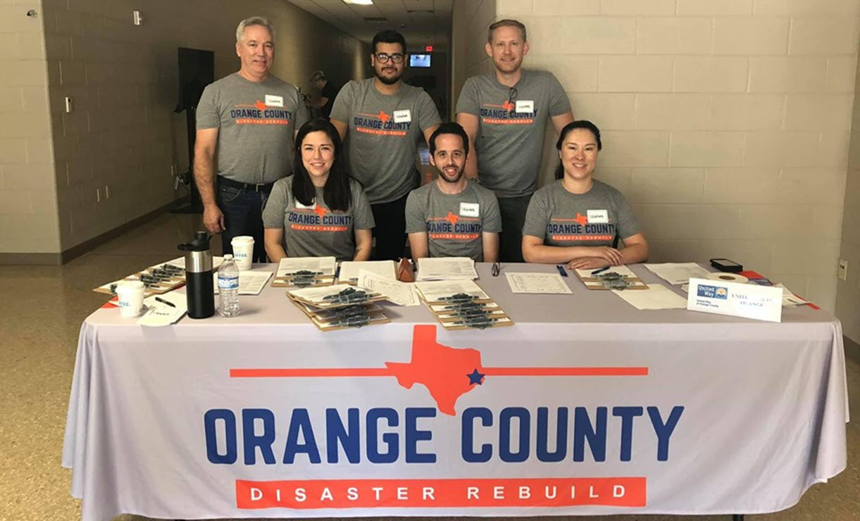Orange County Disaster Rebuild Seeking Donations to Continue Rebuilding After Harvey