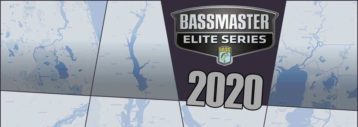 Bassmaster Elite Series 2020 Returns to Orange in 2020