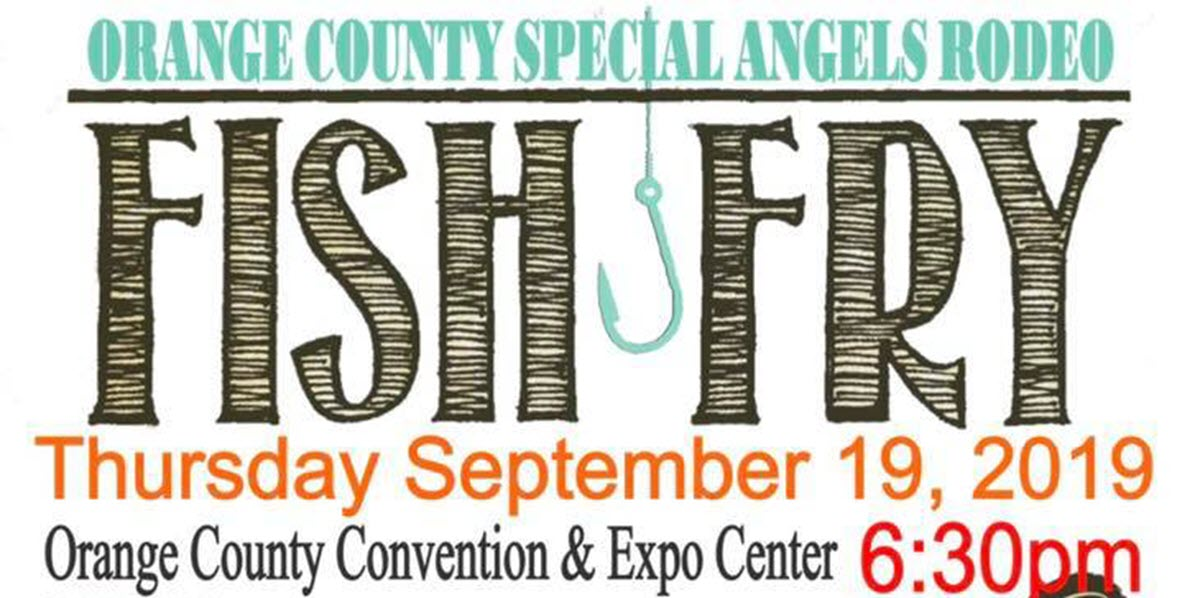 Orange County Special Angels Plans Fish Fry Fundraiser on September 19