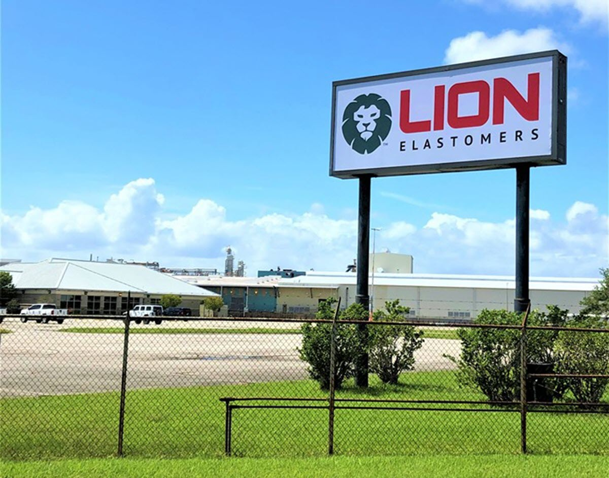 Lion Elastomers Opens at Former Firestone Site