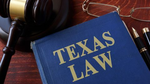 New Texas Laws Go Into Effect September 1, 2019