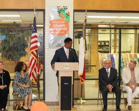 New Orange City Hall Grand Opening Held