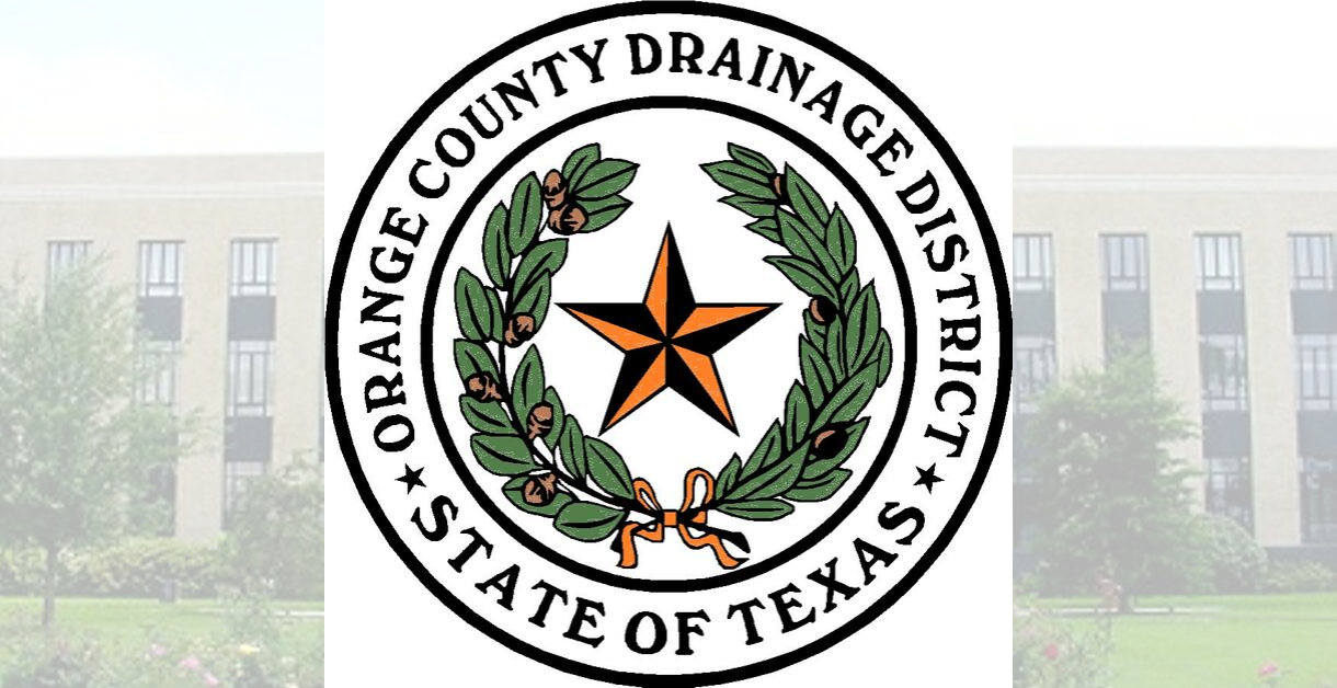 Orange County Drainage District Sets Imelda Drainage Meeting