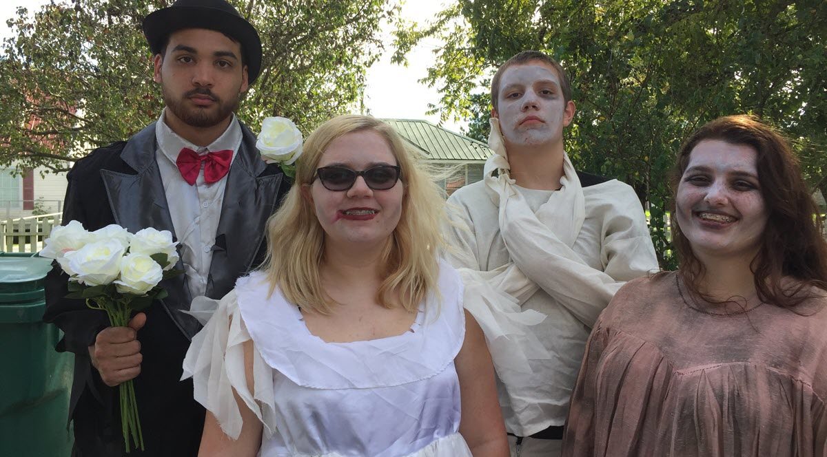 Heritage House Presents Fourth Annual Ghost Walk