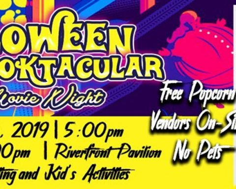 Halloween Spooktacular featuring Willy Wonka and the Chocolate Factory