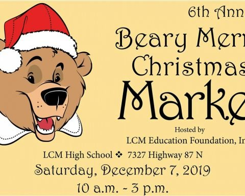 LCM's Beary Christmas Market Has Something For Everyone!