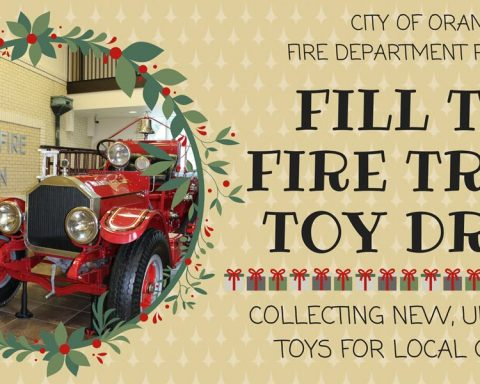 Fill the Fire Truck Toy Drive Begins