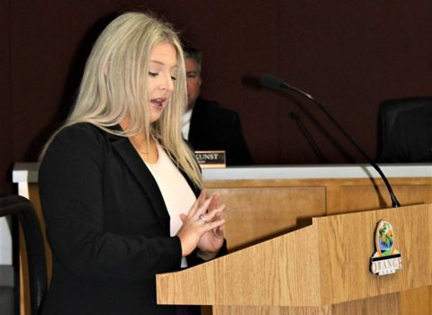City of Orange Hires New Events Manager
