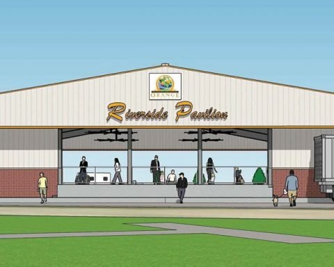 Riverside Pavilion Construction Contract Awarded