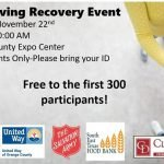 Imelda Thanksgiving Recovery Event Planned for Nov. 22