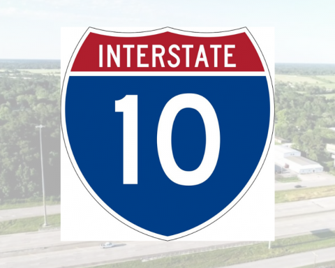 Interstate 10 Widening Project Meeting Postponed