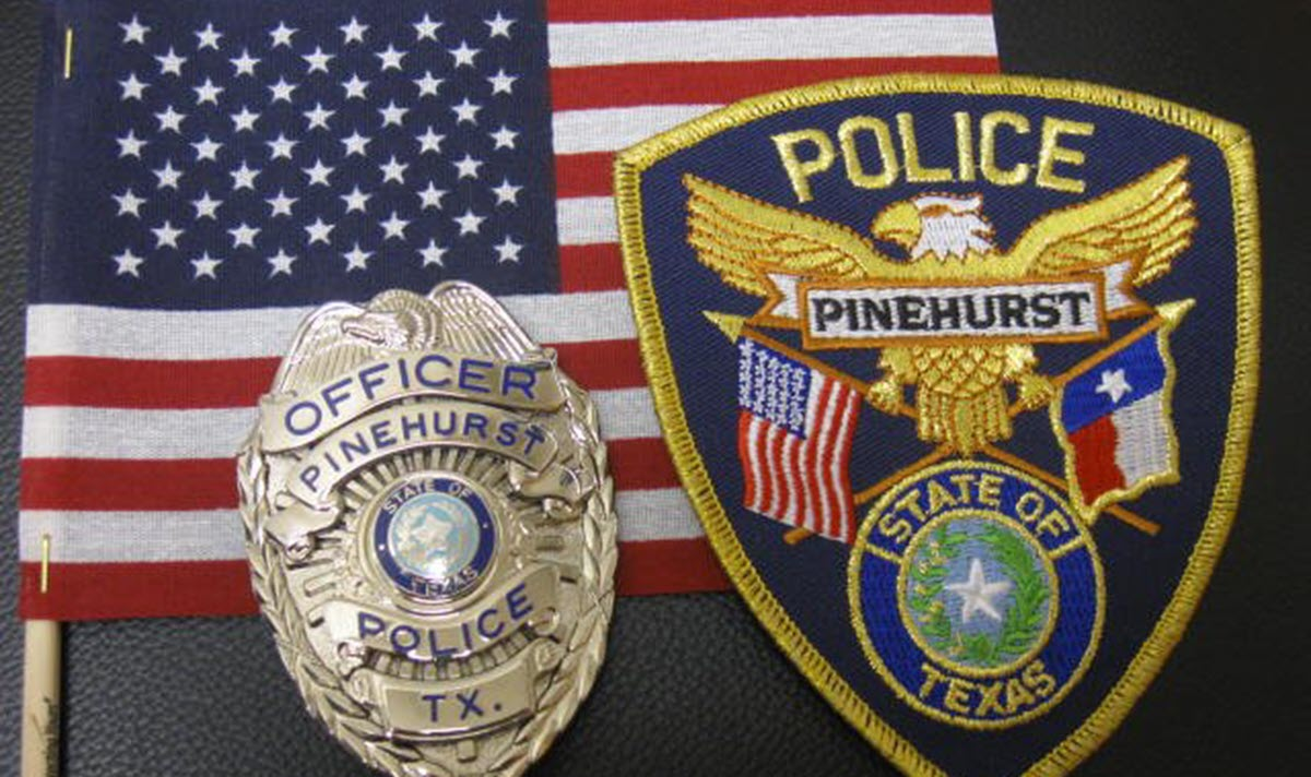 Pinehurst Police Department Officer Makes Traffic Stops Memorable This Holiday Season