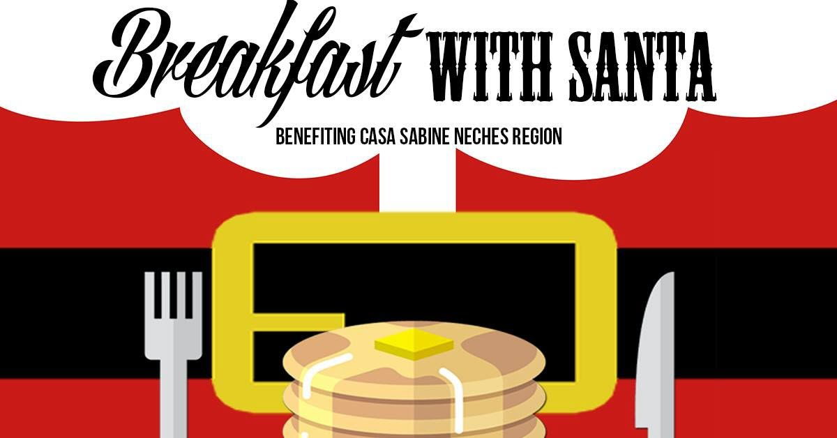 Breakfast With Santa Planned for December 7 to Benefit CASA