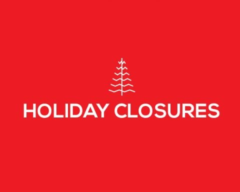 City of Orange Holiday Closures