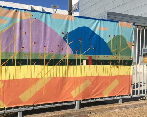Stark Museum of Art Offers New Mural Installation