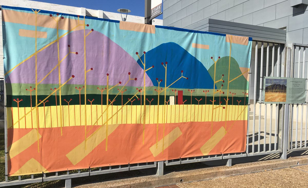 Stark Museum of Art Offers New Mural Installation