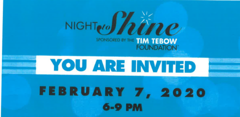 Night to Shine Event Hosted by Turning Point Church