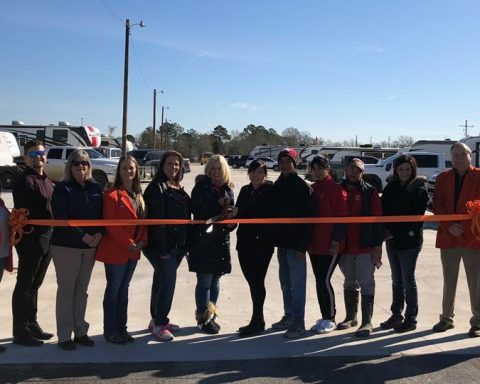 Orange Texas RV Resort Opens for Business