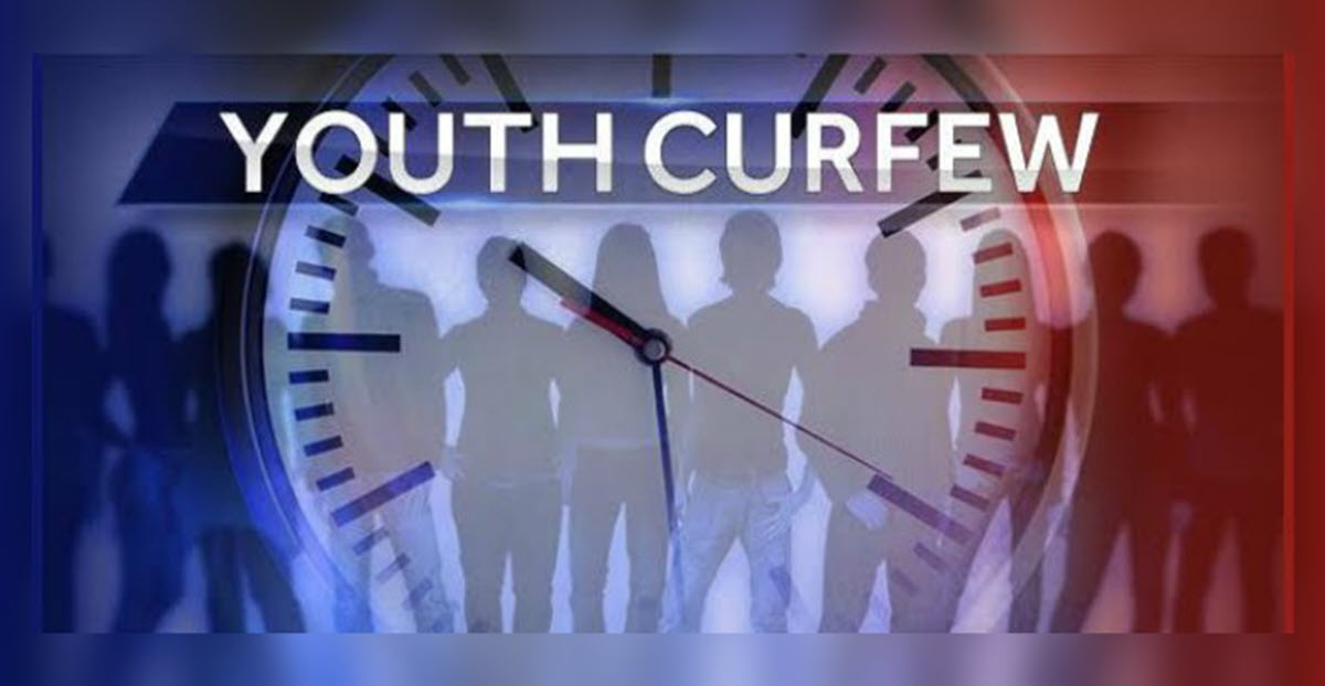 Second Hearing to Be Held on Juvenile Curfew Ordinance