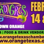 Mardi Gras Comes to Orange in 2020