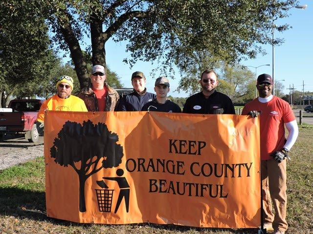 Keep Orange County Beautiful Trashoff 2020