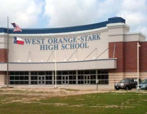 West Orange Stark High School Gets a New Gym Floor