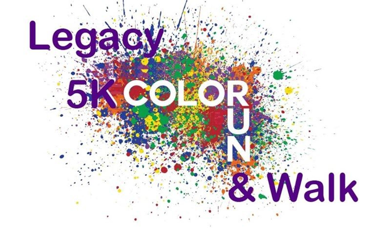 LCM Legacy 5K Color Run & Walk Planned for May 2