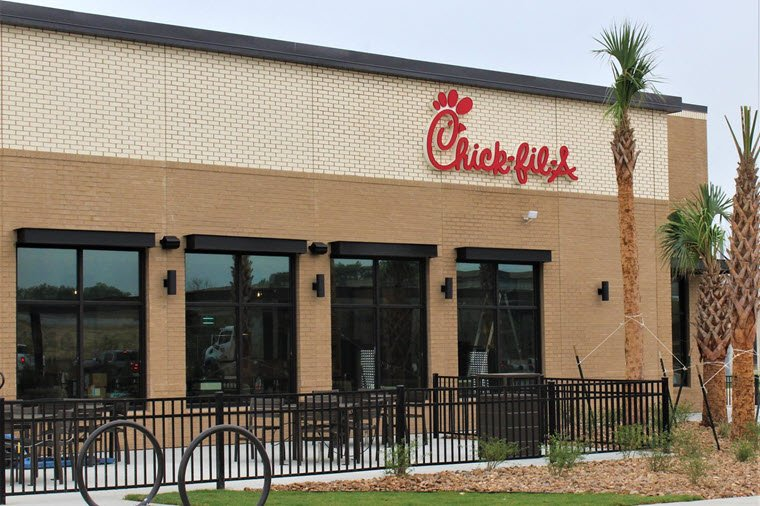 Chik-fil-A to Open Drive-Thru Only on April 9