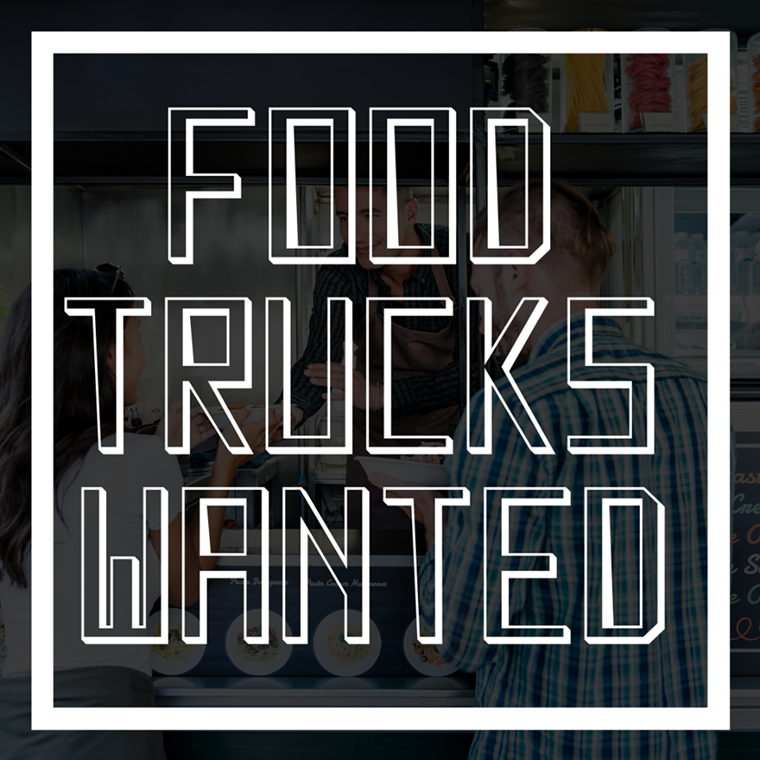 Food Trucks Needed for Local Events