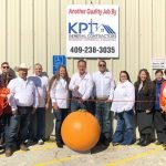 Ribbon Cutting Held for KPI General Contractors