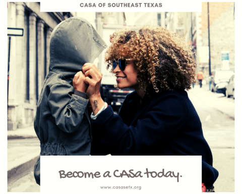 CASA of Southeast Texas Seeks Volunteers