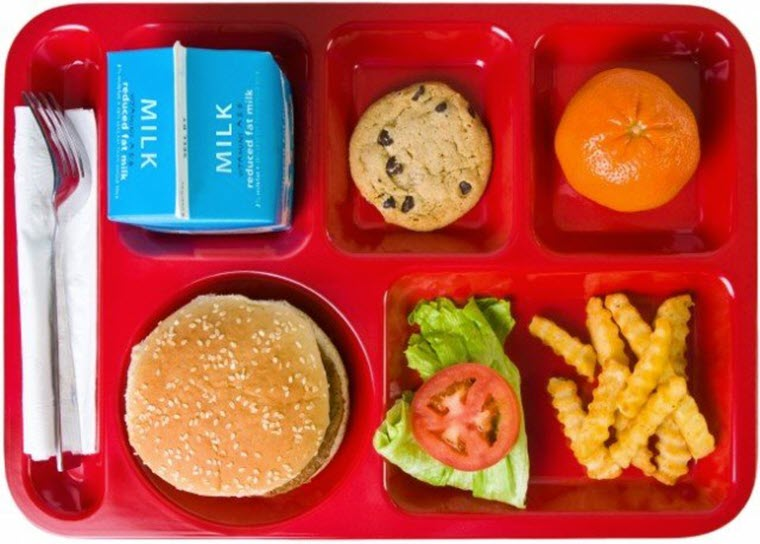 Orange County School Lunch Distribution Schedule for April 2020