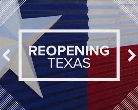 Re-Opening Texas Part 3