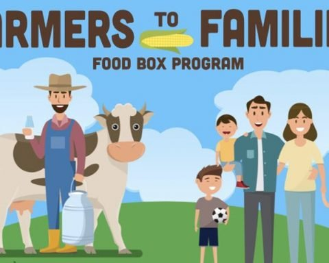 USDA Holding Farmers to Families Food Giveaway June 6