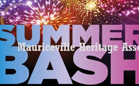 Mauriceville Heritage Association Plans Backing the Blue Summer Bash on July 25