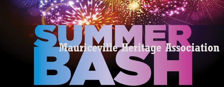 Mauriceville Heritage Association Plans Backing the Blue Summer Bash on July 25