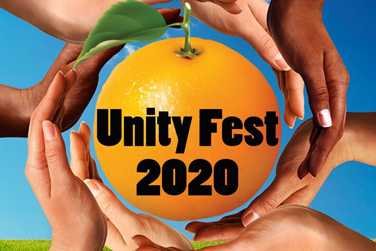Orange Community Players Hosting Unity Fest 2020