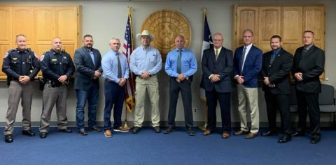 New Personnel in Orange County Sheriff's Office