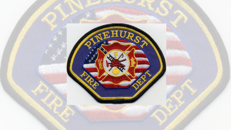 Entire Pinehurst Volunteer Fire Department Resigns