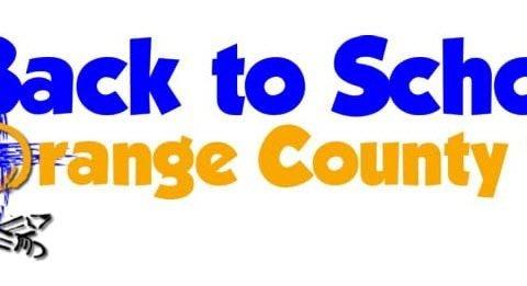 Back to School Orange County Creates New Version of Giveaway Program