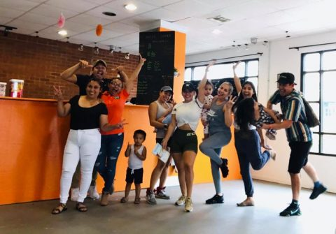 Grand Opening of Orange Nutrition on Green Ave.
