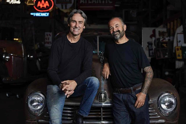 American Pickers Coming to Texas in November