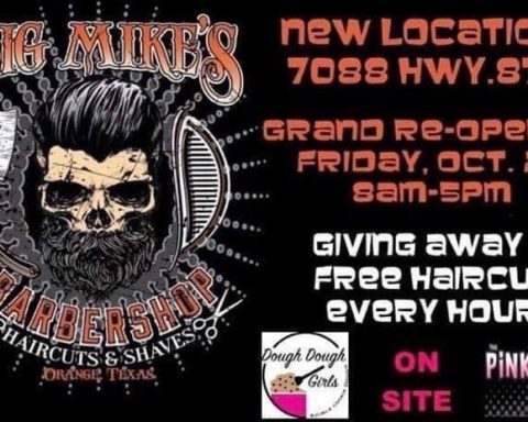 Big Mike's Barbershop Hosting Grand Reopening Oct. 23