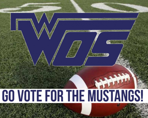 1987 WOS Mustangs Nominated as Top 100 Teams in History of UIL Texas High School Football