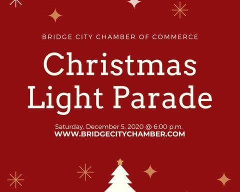 Bridge City Chamber Sponsoring 12th Annual Christmas Light Parade