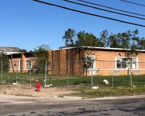 Cove School Building To Be Demolished