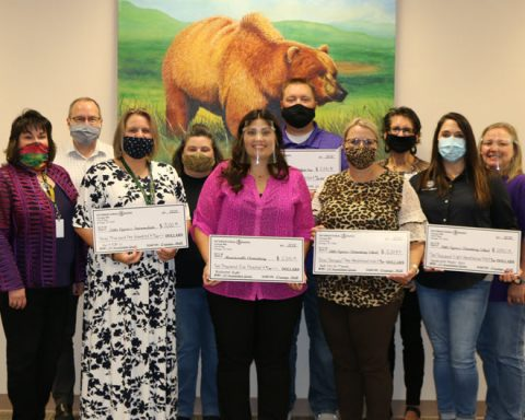 International Paper Distributes Over $14,000 in Grants to LCMCISD